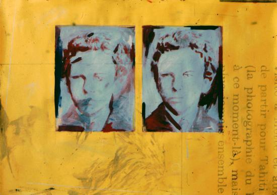 1989 Vincent acry