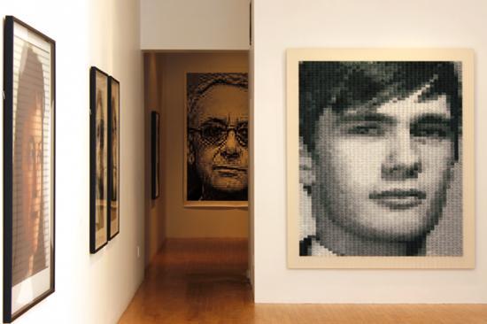 Exposition à la galerie Graff