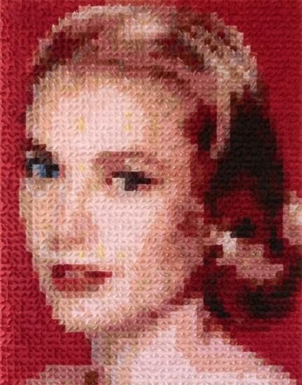 PinUp for soldiers (Grace Kelly)
