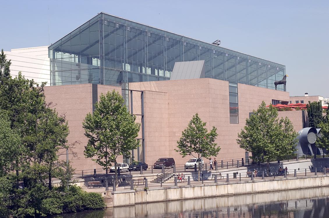 Mus e d 39 art moderne et contemporain de strasbourg de strasbourg - Musee d art moderne et contemporain de strasbourg ...