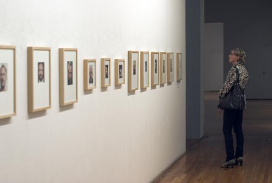 OK Harris gallery, NY
