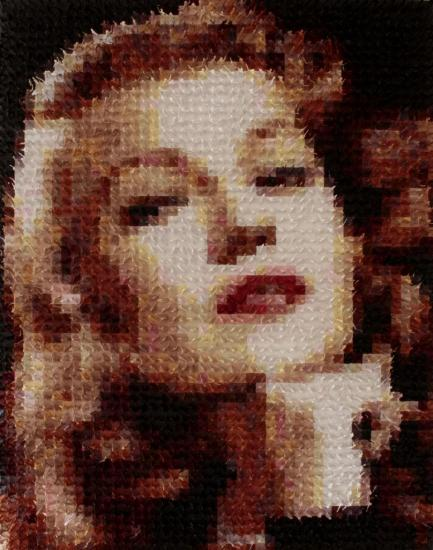 PinUp for soldiers (Rita Hayworth)